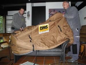 Ridder Möbelspedition - Verpackung für Couch und Sofa 2